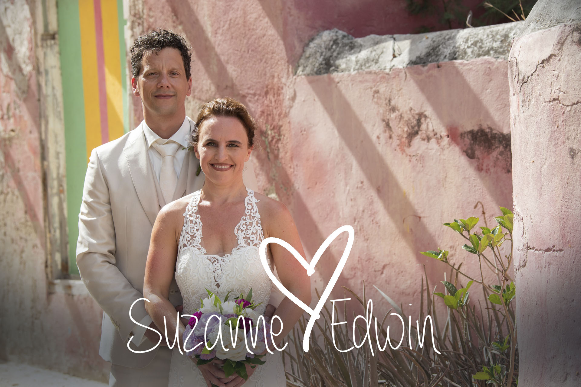 Suzanne & Edwin